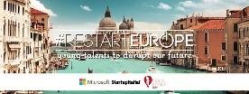 restart europe logo