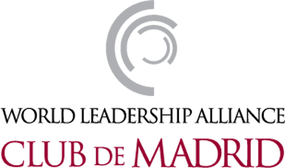 World Leadership Alliance - Club de Madrid logo