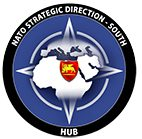 NATO HUB logo