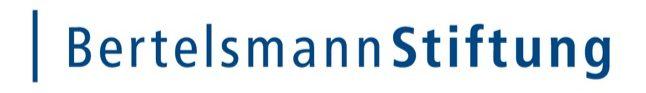 Bertelsmann Stiftung logo