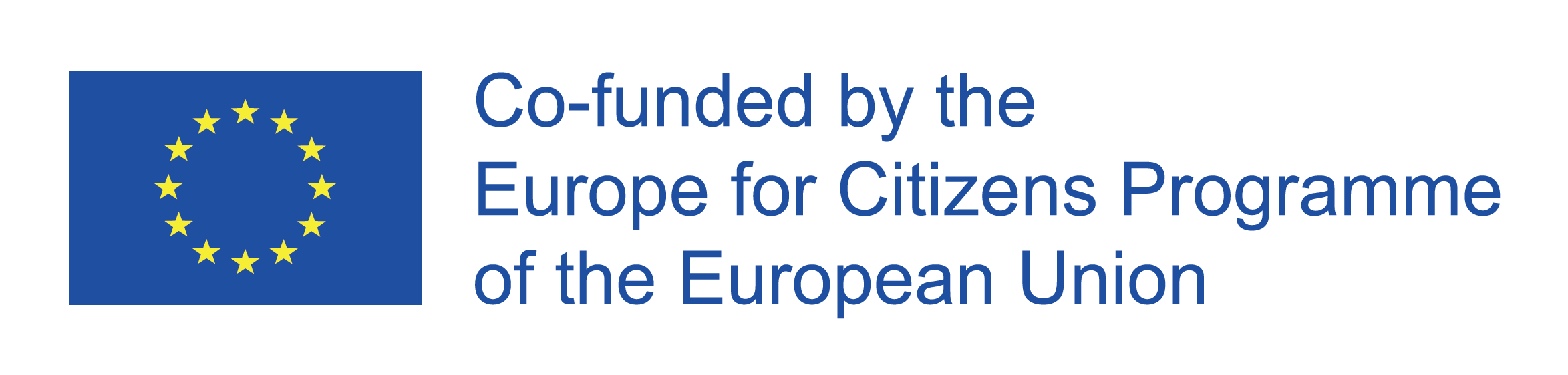 Europe for Citizens Programme logo