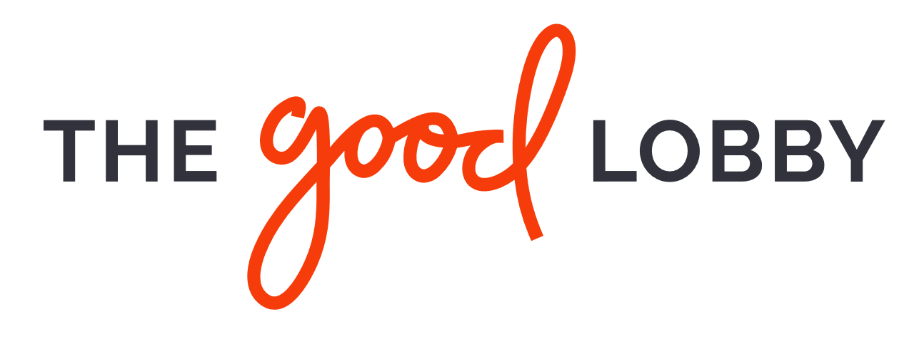 The Good Lobby logo