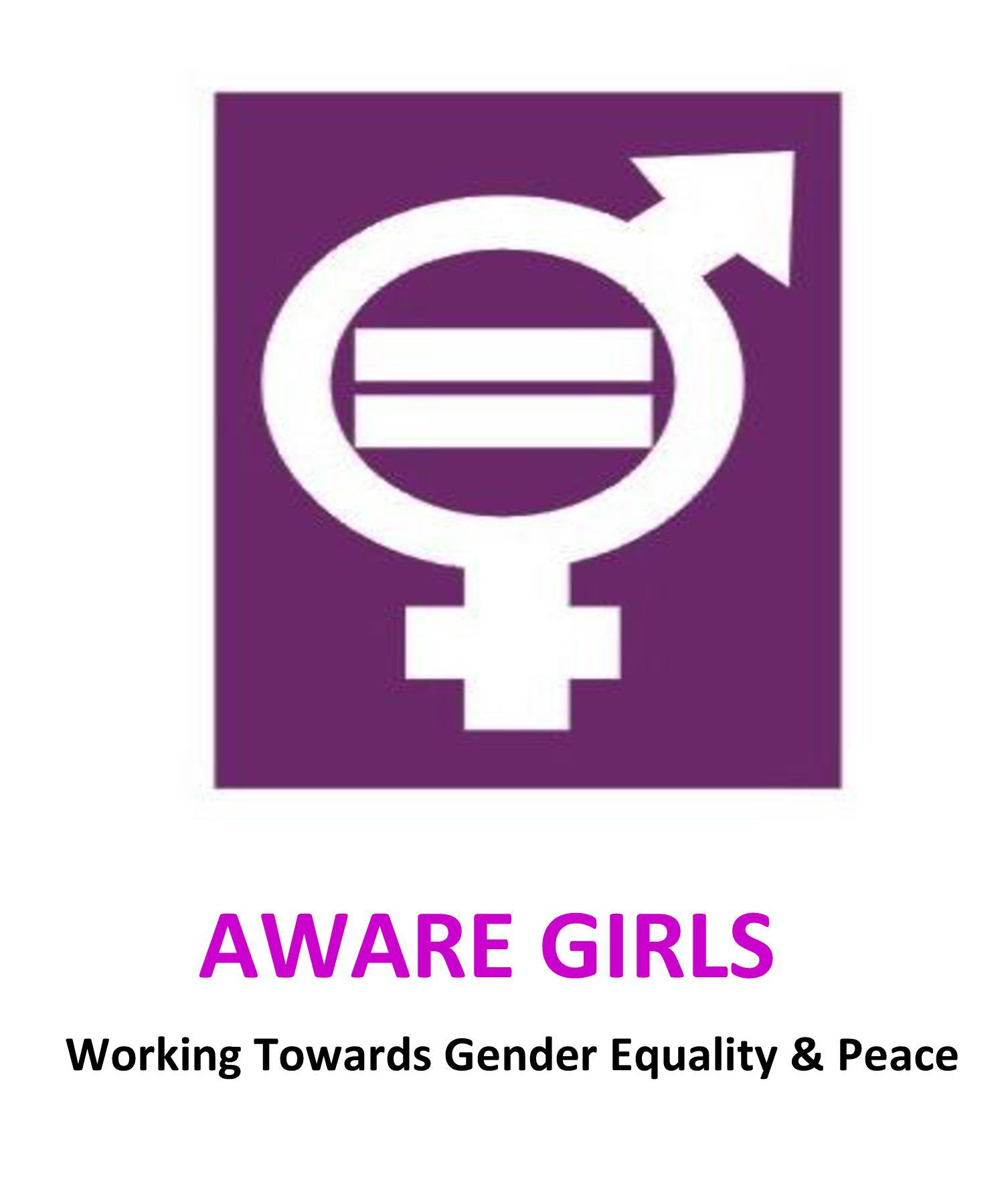 aware girls logo