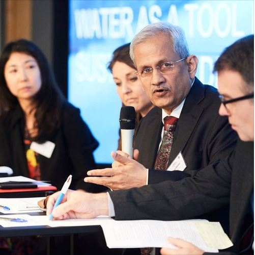The ripple effect: Water as a tool for peace and sustainable development