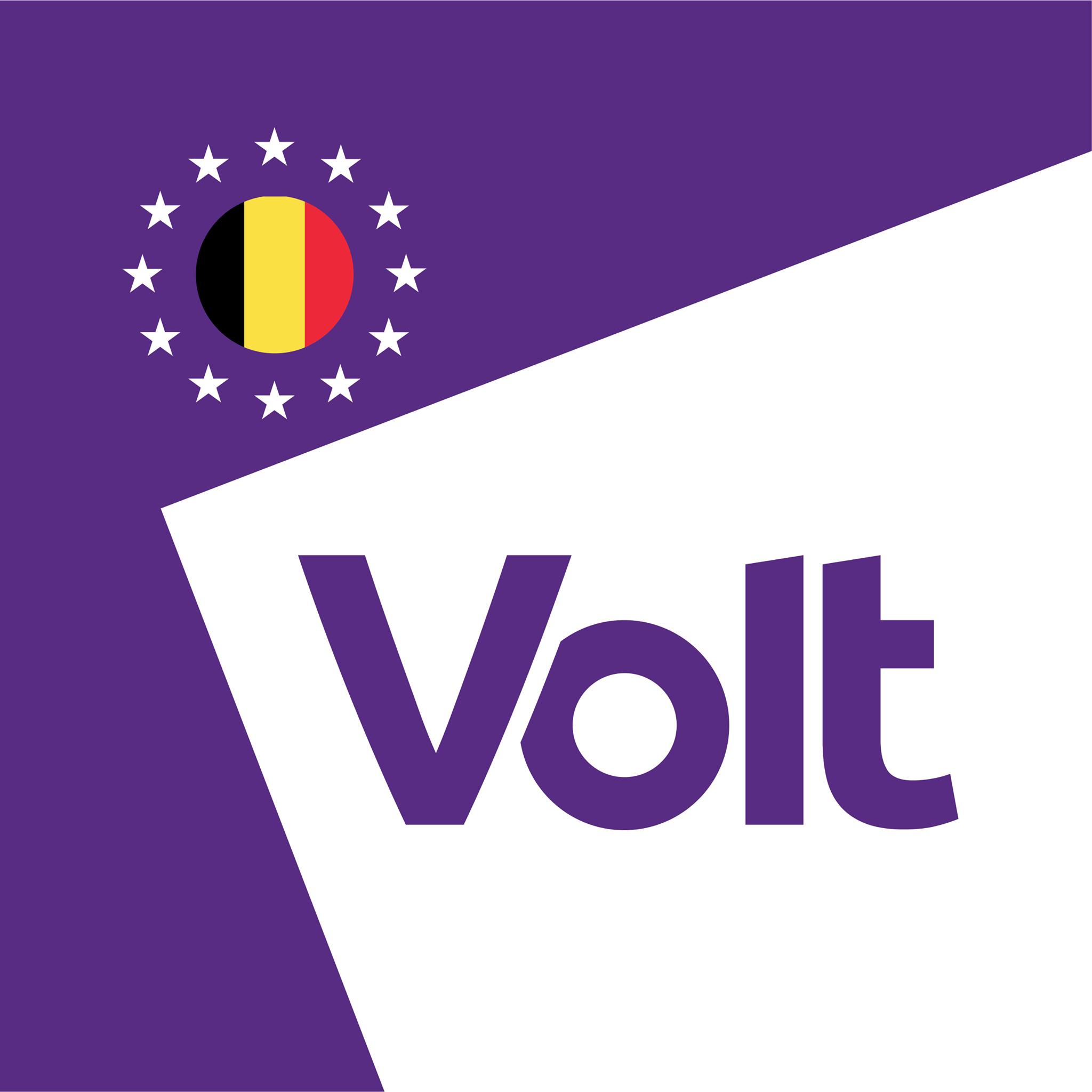 Volt BE logo