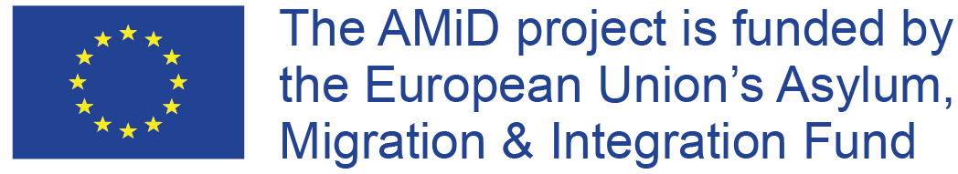 AMID EU logo