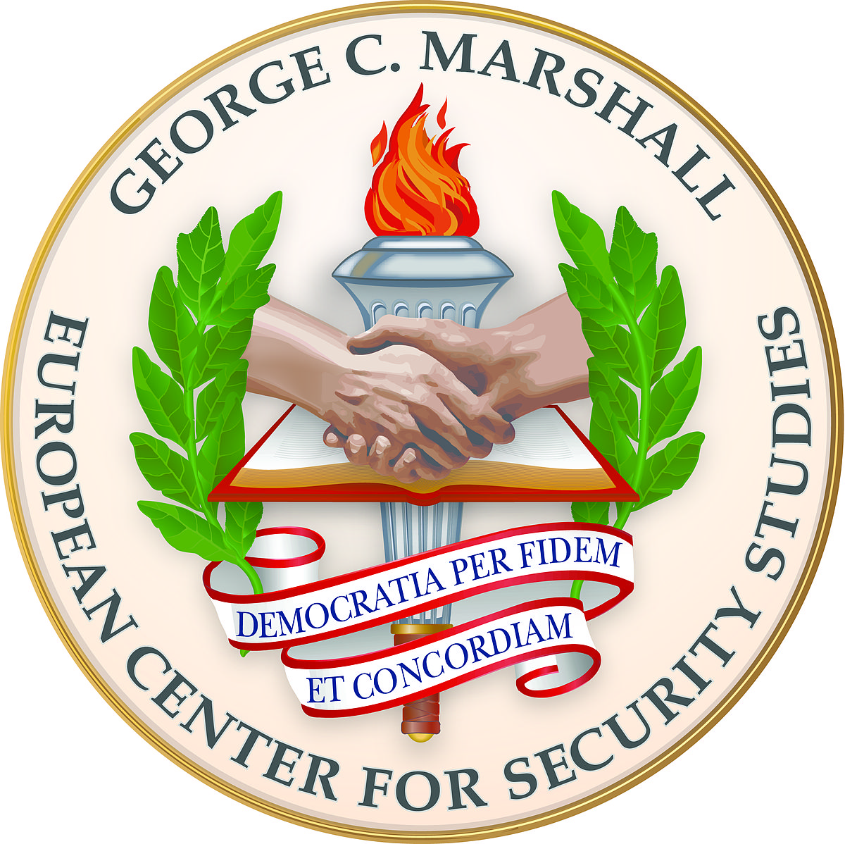 george c marshall centre logo