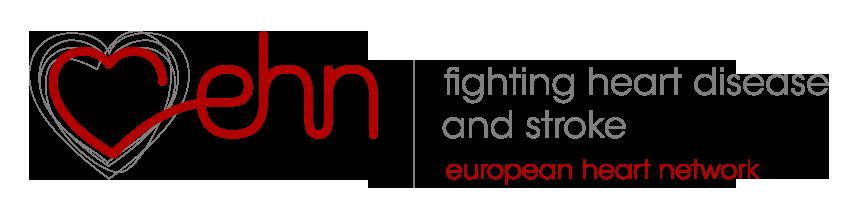 European Heart Network (EHN) logo