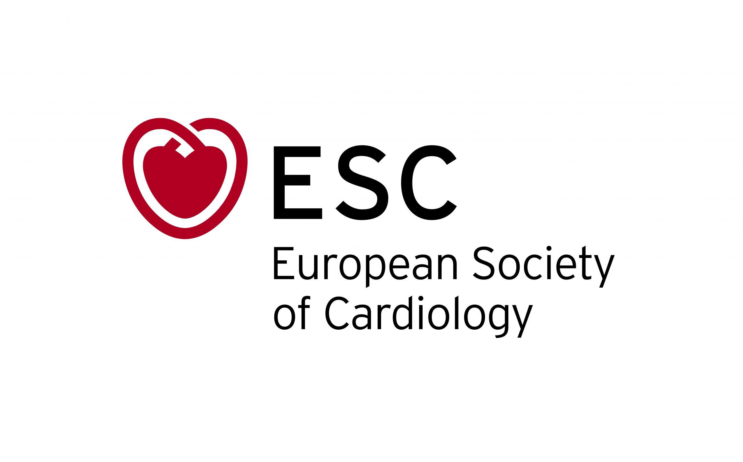 European Society of Cardiology logo
